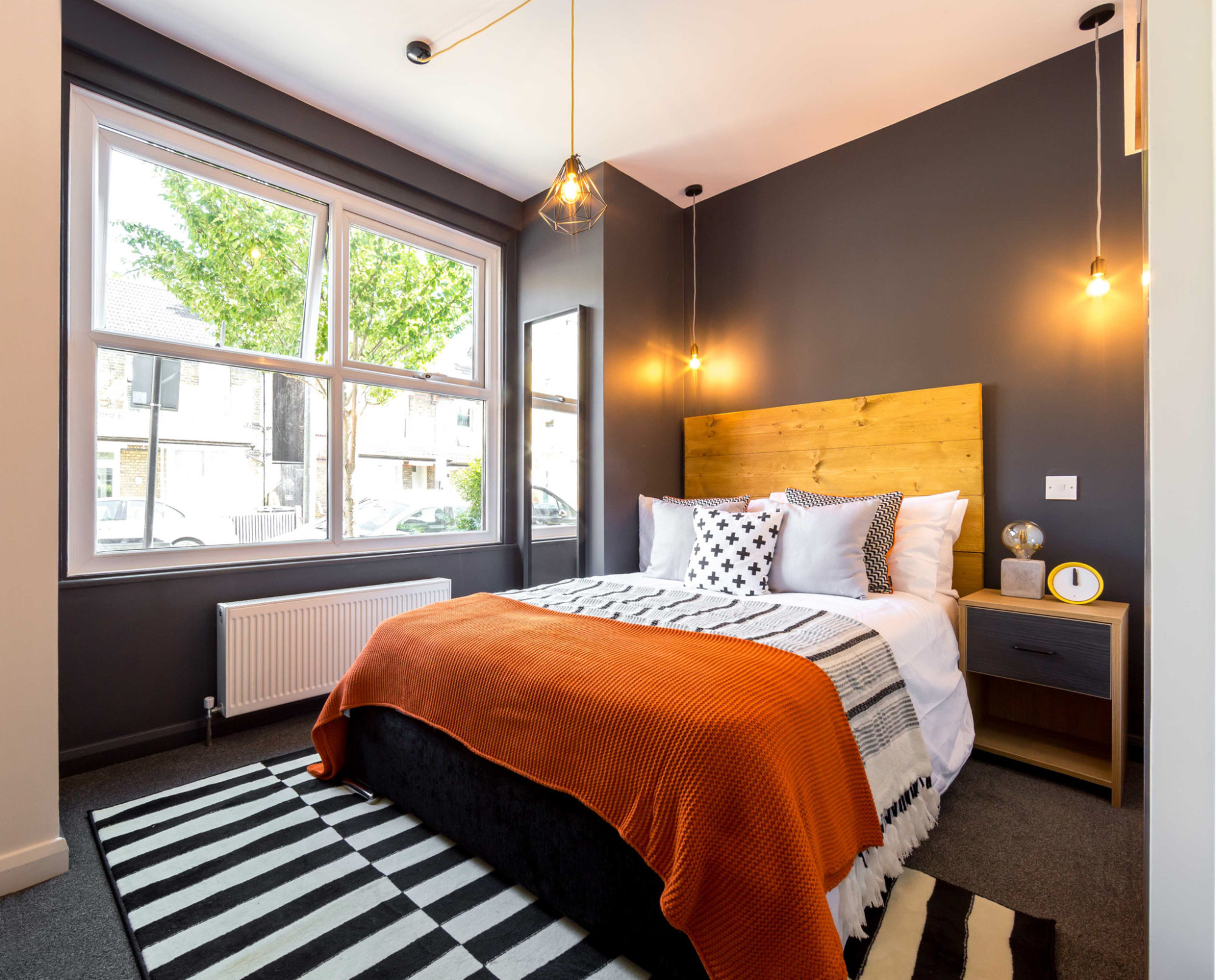 Beespace Property Design - Colour Pop Edge Co-living Concept